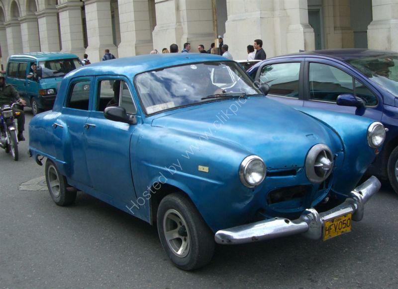 1950's Car (Manufacturer unknown), Havana