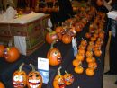 Painted Pumkins in a Mall, Toronto