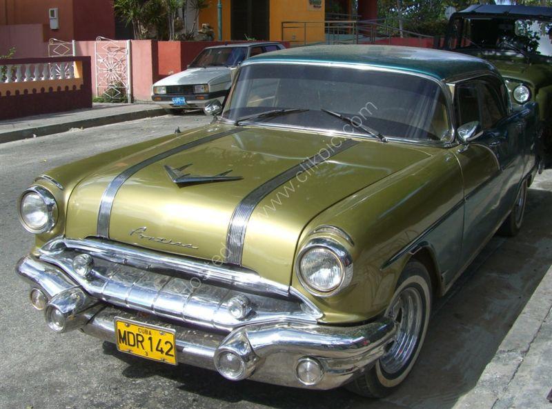 1950's Pontiac, Varadero