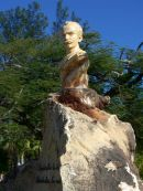 Statue of Jose Marti, Varadero