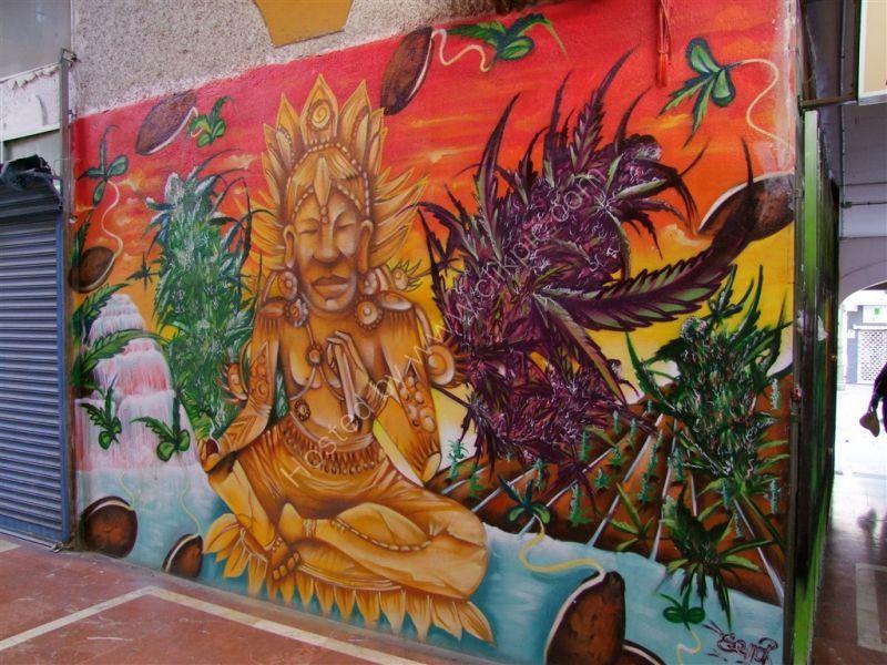 Wall Mural, Torremolinos