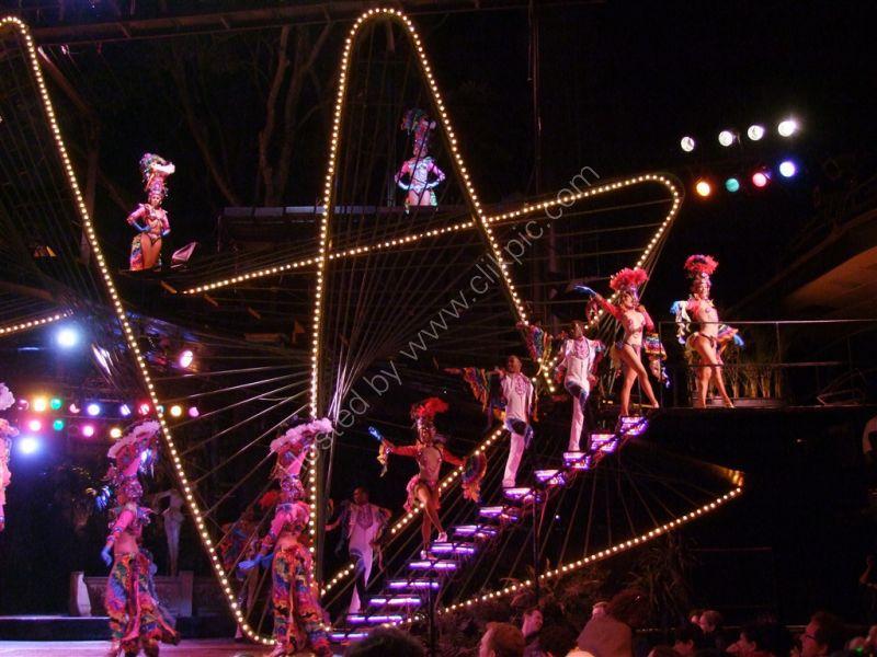 Tropicana Show, Buena Vista, Cuba