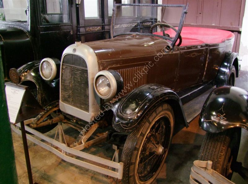 Willys Overland 1926 Model Whippet 96
