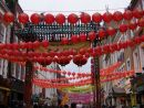 Chinese Lanterns, Chinese New Year - Year of the Tiger, Soho, London