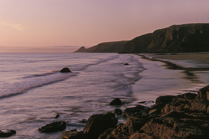 Druidstone Beach 001