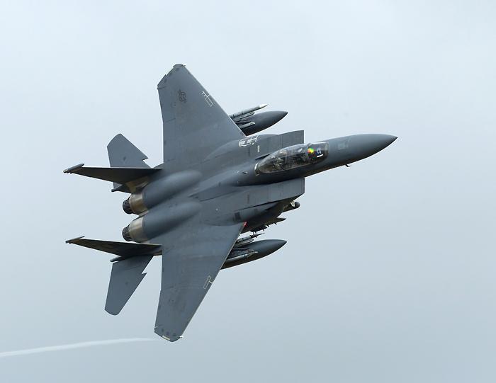F-15E Strike Eagle RAF Lakenheath - 016