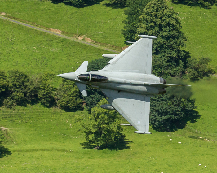 Eurofighter - Typhoon 001