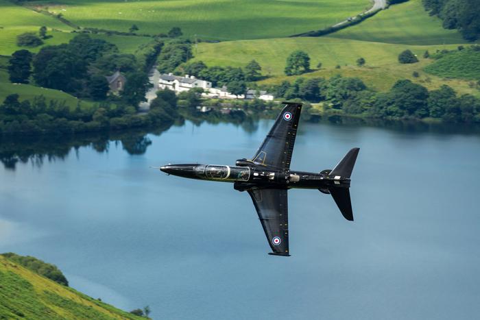 BAE Systems Hawk 005