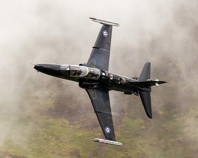 BAE Systems Hawk 007