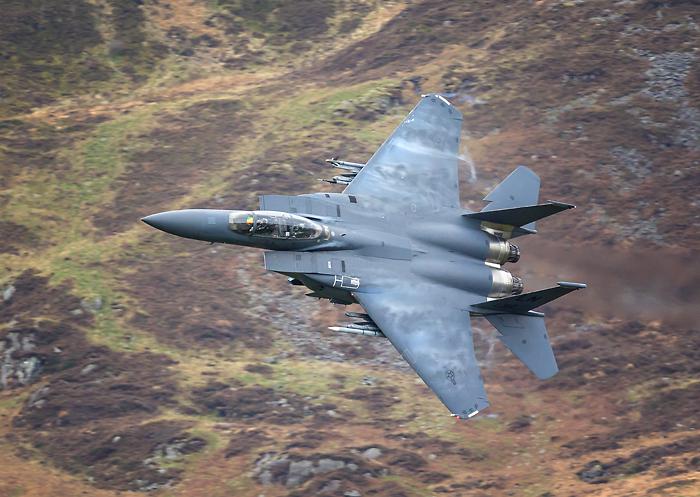 F-15E Strike Eagle,RAF Lakenheath,