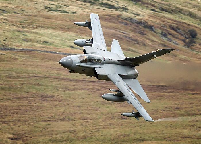 Tornado - Call sign Marham 36 - 005