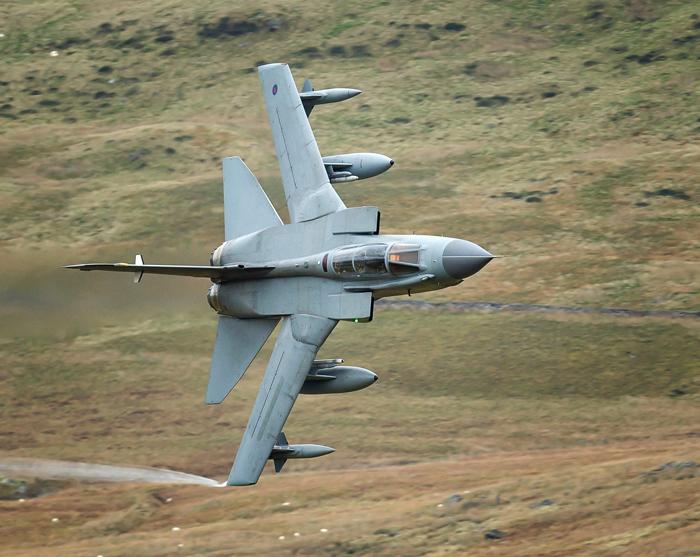 Tornado - Call sign Marham 36 - 002