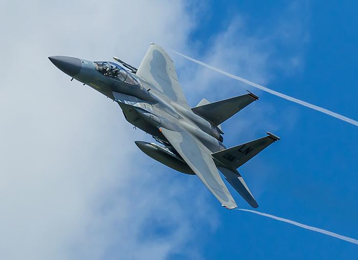 McDonnell Douglas F-15C Eagle 009