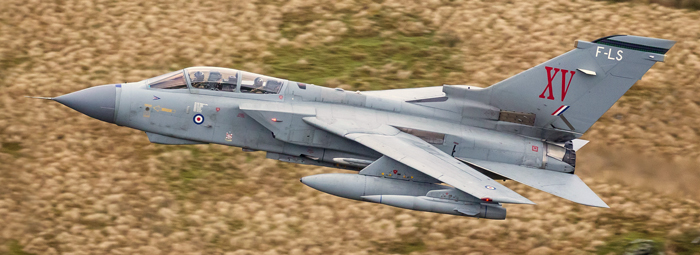 Tornado -  Call sign Marham 68
