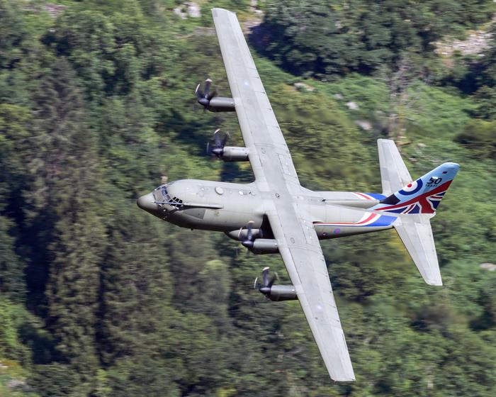 Lockheed C -130  Hercules 003