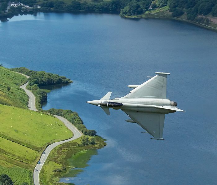 Eurofighter - Typhoon 002