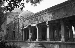 The Haus Khaz complex, Delhi