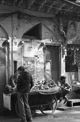 In Old Delhi