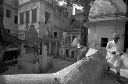 A temple in Varanasi India