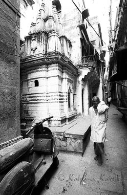 Temples of Benares