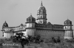 Lakshmi temple Orcha India