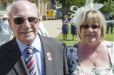 Blind Veterans UK centenary garden party