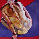 SQ-Purple Nude II, 2007.