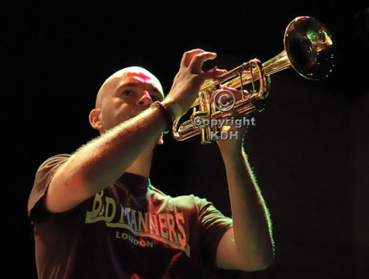 Bad Manners at Skabour 2012