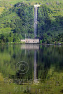 Inveruglas Power Station, Loch Lomond.