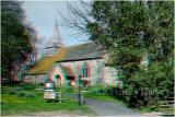 St Eanswythes Church at Brenzett.