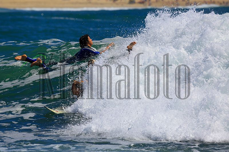 Images of Action Surfing