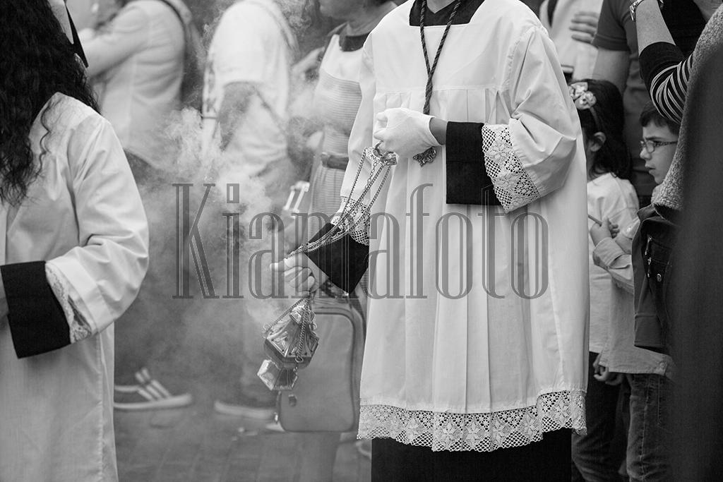 Semana Santa Incienso