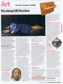 Time Out Article 2008.