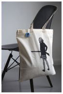 'Shotgun Clare' Shopper.