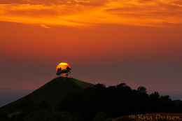 Colmers-Hill-Sunset
