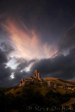 Corfe Storm