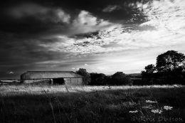 Hill Barn - Mono