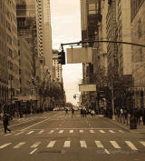 New York - Classic street view