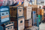 New York - Ellis Island Unclaimed Luggage