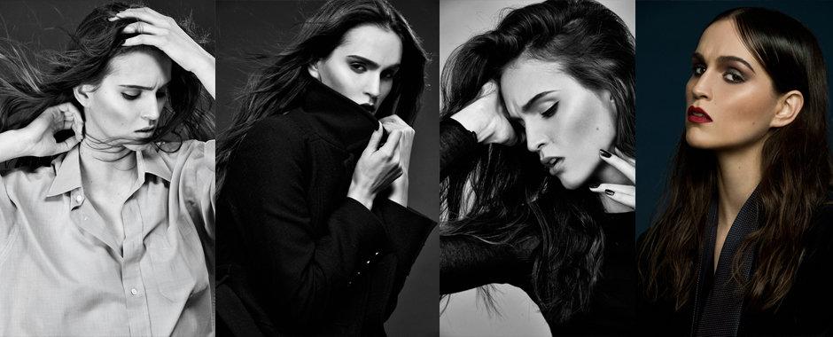 Women model portfolio - Justyn Rusnak @ PRM Agency