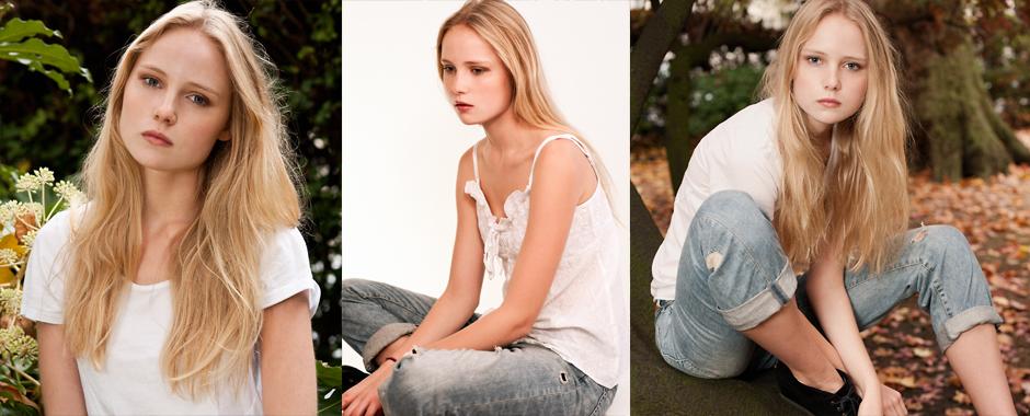 Belle M. of Select Model Management