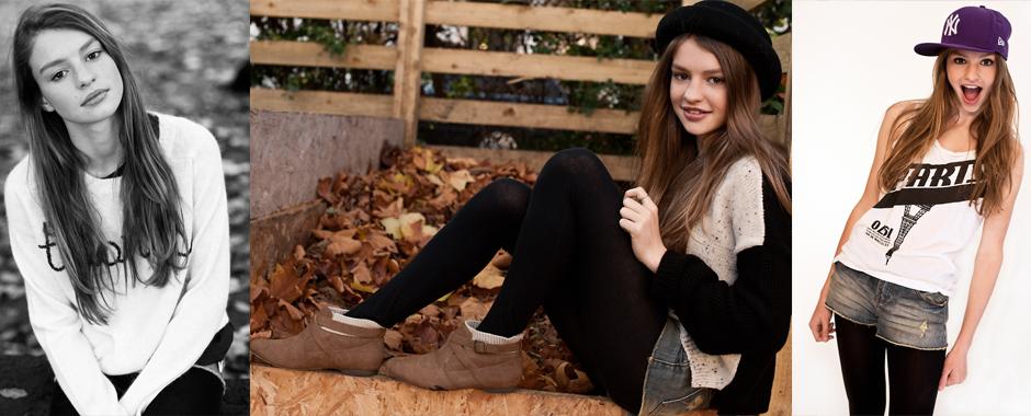 Olivia Shepherd of Select Model Management