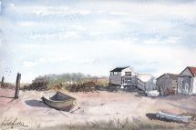 Afternoon at Brancaster
