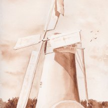 Thurne Mill 1830