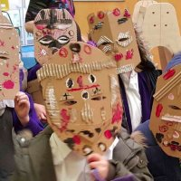 African Mask Making