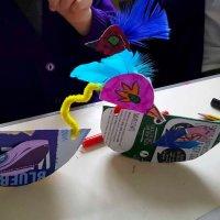 Alexander Calder Recycled Birds