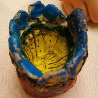 Sonia Delaunay Pinch Pots