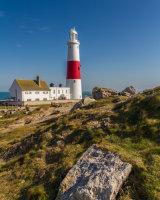 Lighthouse at Portland Bill Dorset