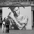 Admiring Beckham