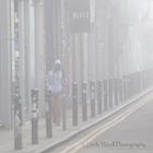 Mist around Brick Lane